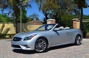 Infinity Convertible 2013 Infiniti G37 Sport Convertible For Sale