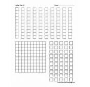 Base 10 Blocks Use These With Any Place Value Chart 1