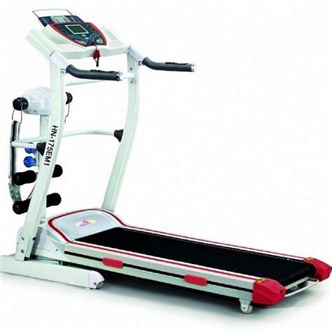 Treadmill Elektrik 3 Fungsi Total Tl270 Auto Incline jual alat treadmill dirumah sf 120m