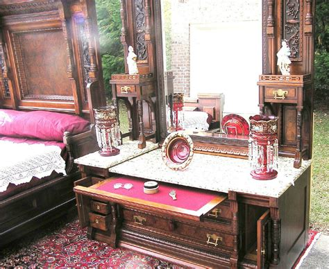 gorgeous aesthetic daniel pabst queen size bedroom set ebay