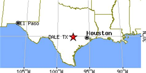 dale texas map dale texas tx population data races housing economy