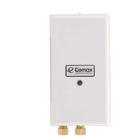 Eemax Point of Use 9.5 kW 240 Volt 0.75gpm 2