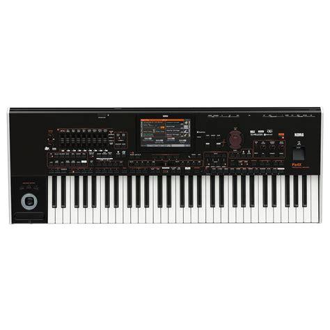 Keyboard Korg Pa4x korg pa4x international 61 171 keyboard
