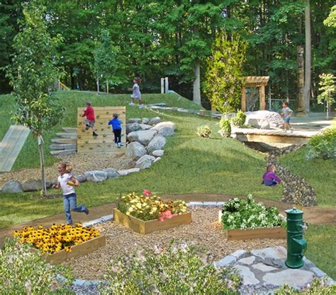 natural playground ideas backyard 216 best images about preschool ideas outdoor classroom