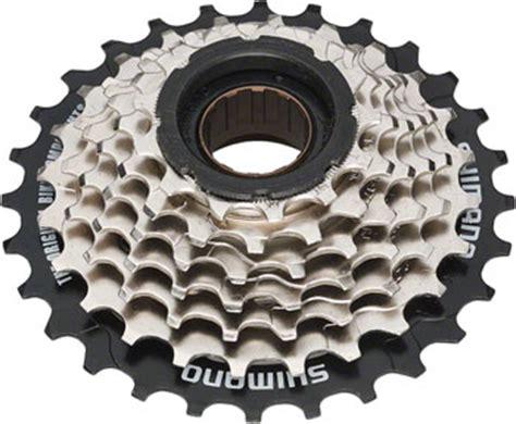Gir Sprocket Shimano Megarange 7 Speed Mf Tz31 14t 34t Drat Ulir 1 freewheels thread on type for bicycles from harris cyclery
