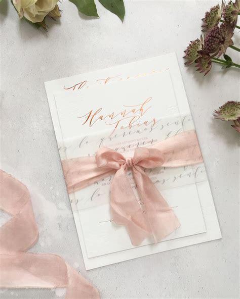 Bespoke Wedding Invitations by Best 25 Bespoke Wedding Invitations Ideas On