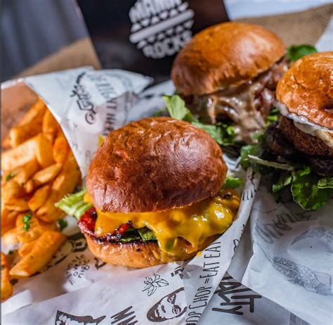 Backyard Burger Rock by Top 5 Burger Joints In Nairobi Treats By Muthoni