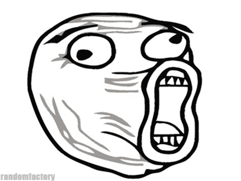 Meme Troll Face - all the rage faces rage comics know your meme