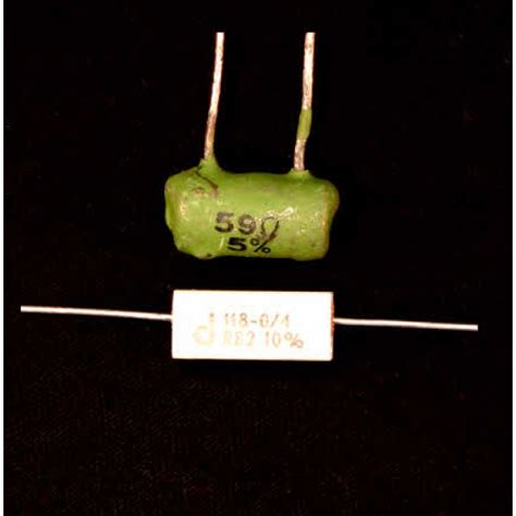 ceramic resistor construction ceramic wire wound resistors for loudspeaker crossovers and networks 3 watt from falcon