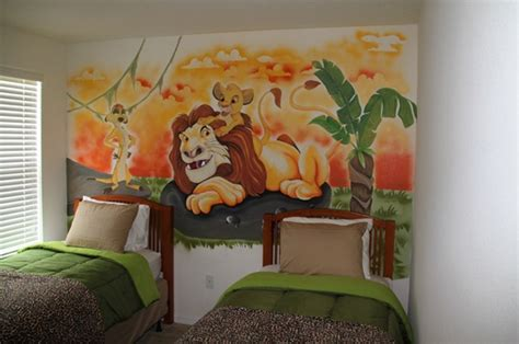 lion king bedroom lion king themed vacation home bedroom disney pinterest