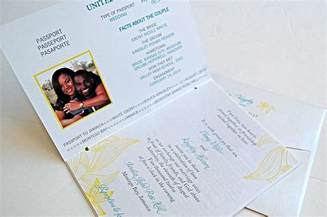 Wedding Invitations Jamaica by Bridal Shower Invitations Jamaican Bridal Shower Invitations