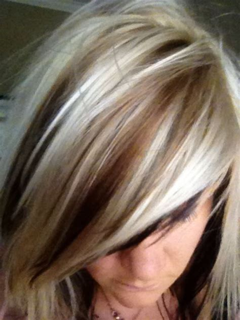 adding lowlights to white hair adding lowlights to blonde hair brown hair with carmel