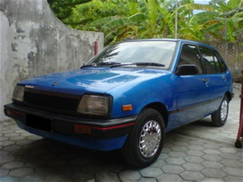 Suzuki Forsa 1986 Suzuki Forsa Pictures Cargurus