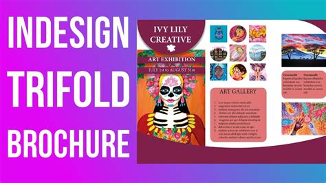 tutorial adobe indesign cc 2015 how to design a trifold brochure in indesign adobe