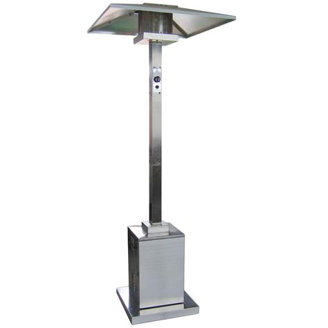 Az Patio Heaters 40 000 Btu Quartz Glass Tube Hammered Gas Patio Heaters