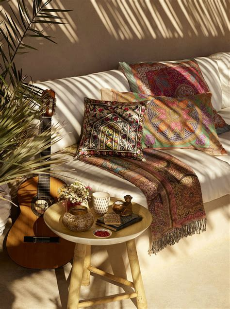 zara home spring summer  gypset home collection