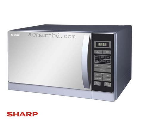 Ac Lg Sharp sharp r72a1 microwave oven with grill price in