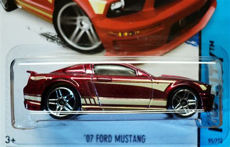Hotwheels 07 Ford Mustang Merah image wheels 2014 07 ford mustang detail jpg wheels wiki fandom powered by