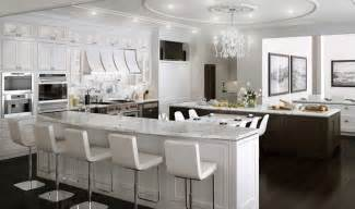 Ideas For White Kitchens by Kitchen Ideas White Cabinets Black Countertop
