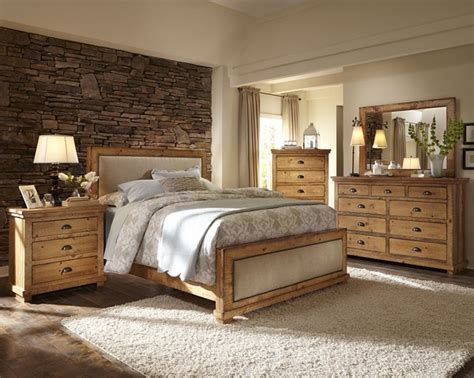distressed bedroom set p608 willow distressed pine this is my dream bedroom