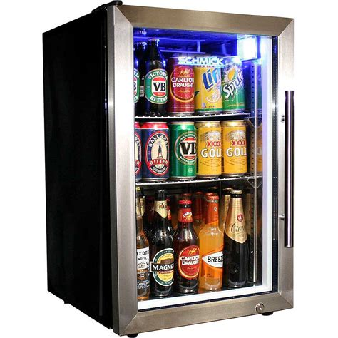 Freezer Mini Bar tropical glass door fridge compact bar fridge 68