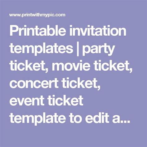 ticket layout editor online 220 ber 1 000 ideen zu ticket vorlage auf pinterest