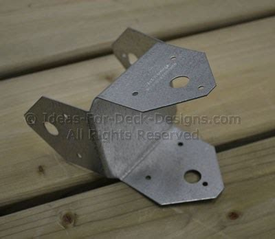structural connectors deck building essentials
