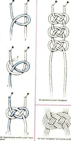 Diy Deko 4170 by A Braided Leather Bracelet Knoten Selber Machen
