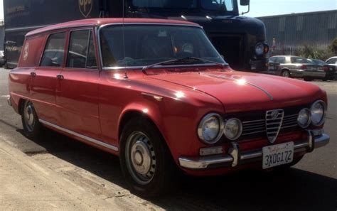 Alfa Romeo Wagon by Alfa Romeo Wagon Sighting S