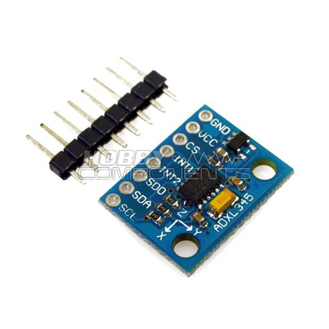 Gy 291 3 Axis Acceleration Sensor Xyz Akselerasi gy 291 adxl345 axis accelerometer hobby components