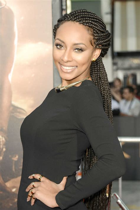 Poetic Justice Braids Hairstyles by Rocking Poetic Braids The Best A List Looks
