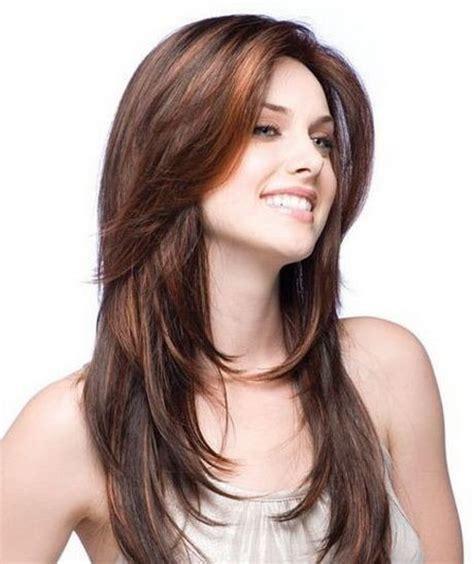 peluqueria cortes desmechado en largo cortes de pelo en capas para cabello largo