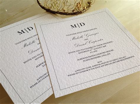 Wedding Invitations Cards Uk by Wedding Invitations Wedding Stationery Affordable Prices