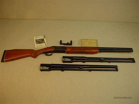 Valmet Shotgun Valmet 412 Shooting System