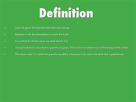 Affects Meaning | what is the greenhouse gas effect definition interesting