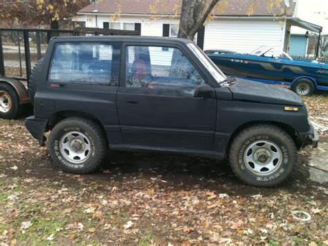 chevy tracker 1990 1990 geo tracker information and photos momentcar