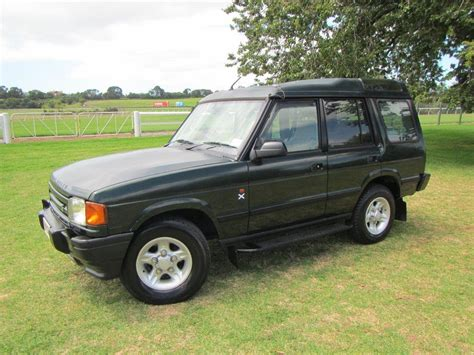 1997 Land Rover Discovery Photos Informations Articles