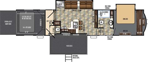 5th wheel toy haulers floor plans luxury 5th wheel toy hauler floor plans carpet vidalondon