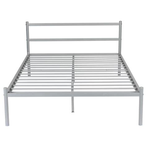 tesco bed frames buy kenny metal bed frame from our small doubles