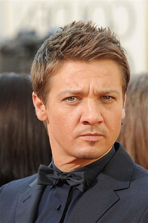 Jeremy Renner Hairstyle | how to get jeremy renner haircut hairstylesmill