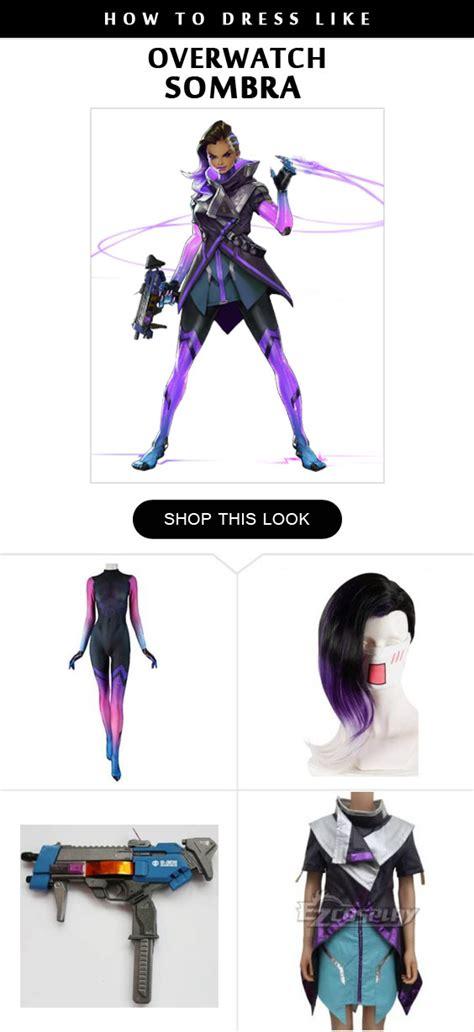 complete diy overwatch sombra costume guide