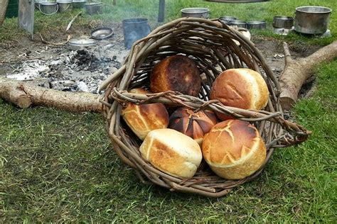 scow bread recipe bread and bannock at the bushcraft show bushcraft with