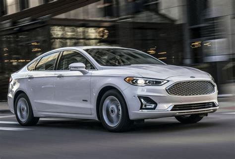 2019 Ford Fusion by 2019 Ford Fusion Energi Redesign Release Date Sport