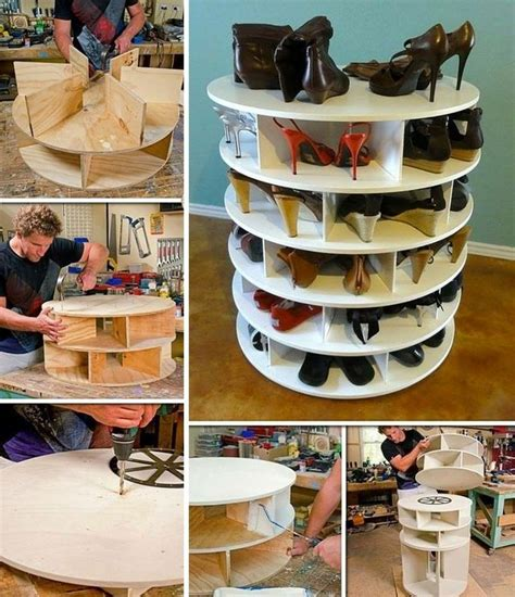 How To Build A Shoe Rack In A Closet by Build Your Own Shoe Rack Ideas For The Home