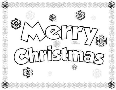 merry christmas letters coloring pages merry christmas coloring pages