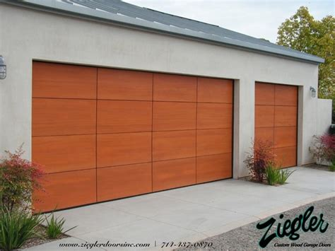 garage door orange county sleek modern garage door modern garage and shed orange county by ziegler doors inc
