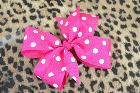how to make a hair bow easy how to make a pinwheel hair bow