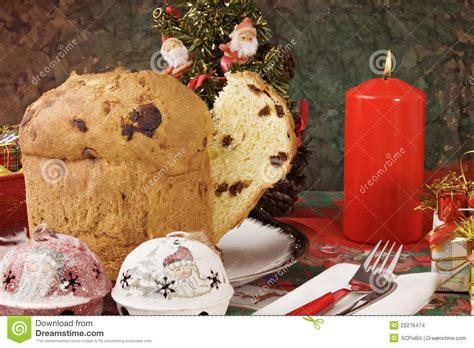 panettone italian xmas cake stock images image 22276474