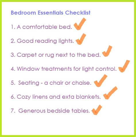 essentials for a bedroom essentials of a well designed bedroom