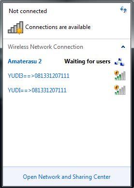 cara membuat jaringan wifi di windows7 cara membuat wifi ad hoc di windows 7